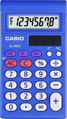 Casio SL 450 S
