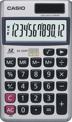 Casio SX 320 P