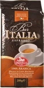 Catler Káva mletá Saquella Gran Crema 250 g