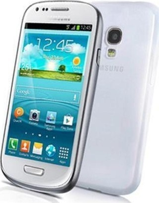 CELLY GELSKIN280 silicone Clear S3 Mini