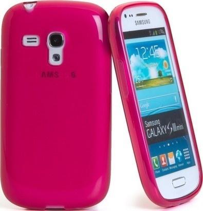 CELLY GELSKIN280P růžový Galaxy S3 mini