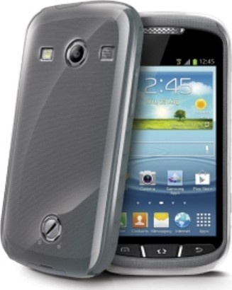 CELLY GELSKIN304 bezbarvý Galaxy Xcover2