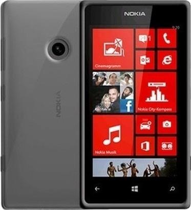 CELLY GELSKIN321 bezbarvý Lumia 520