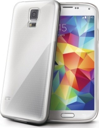 CELLY GELSKIN422 bezbarvý Galaxy S5 mini