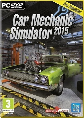 CENEGA Car Mechanic Simulator 2015