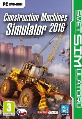 CENEGA Construction Machines Simulator 2016