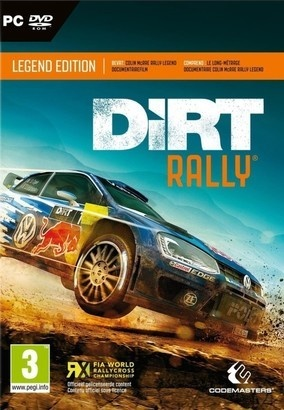 CENEGA DiRT Rally: Legend Edition PC