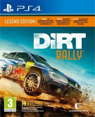 CENEGA DiRT Rally: Legend Edition PS4