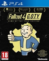 CENEGA FALLOUT 4 Game Of The Year hra PS4