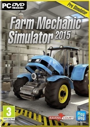 CENEGA Farm Mechanic Simulator 2015