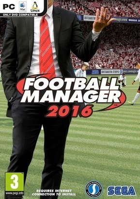 CENEGA Football Manager 2016 PC SEGA