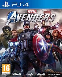 CENEGA Marvels Avengers hra PS4