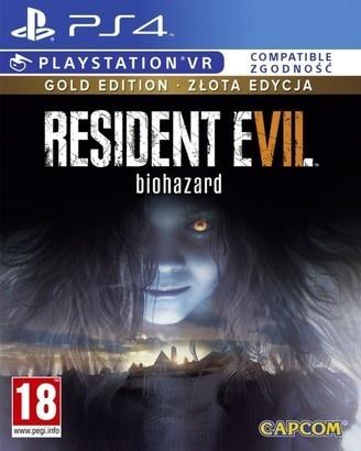 CENEGA Resident Evil 7: Biohazard Gold ed PS4