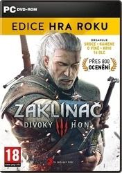 CENEGA Zaklínač 3: Divoký Hon - edice hra roku PC