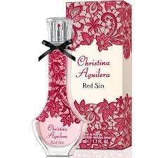 Christina Aquilera Red Sin parfémovaná voda 50 ml