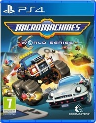 Codemasters Micro Machines World Series hra PS4