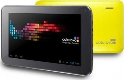 Colorovo CityTab Lite 7-2.1 yellow