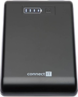 Connect IT CI-245 Power bank, 10400 mAh