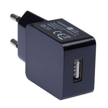 Connect IT CI-593 adaptér 230 1xUSB1A BK