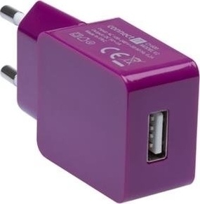 Connect IT CI-600 adaptér 230 1xUSB1A VI