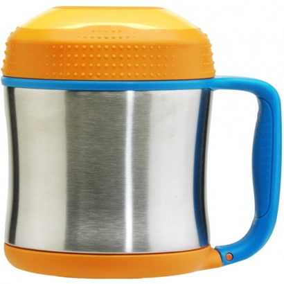 Contigo Kids-AutoSeal Food/Orange 52