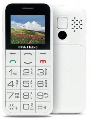 CPA Halo 8 Senior bílý