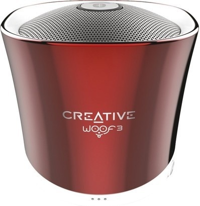 Creative WOOF3 červené