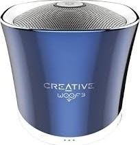 Creative WOOF3 modré