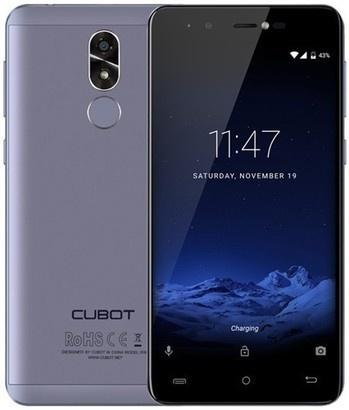 CUBOT R9 16GB ROM, 2GB RAM modrá