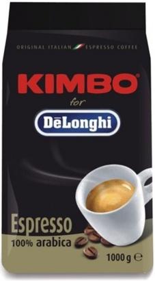 DeLonghi Kimbo Espresso 100% Arabica
