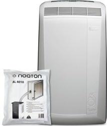 Set DeLonghi PAC N90 Eco Silent + Noaton AL 4010 těsnění oken pro mobilní klimatizace