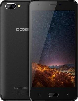 Doogee X20 DS 1+16GB Black