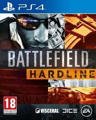 EA Battlefield Hardline PS4