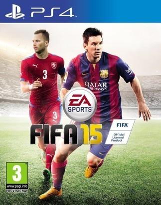 EA FIFA 15 PS4