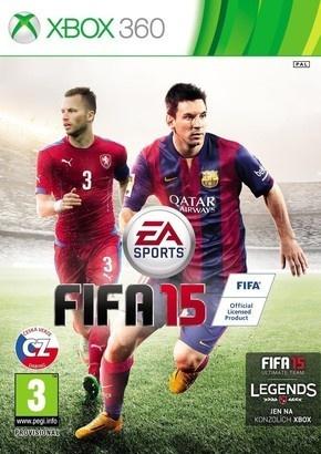 EA FIFA 15 XBOX