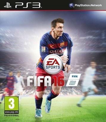 EA FIFA 16 PS3