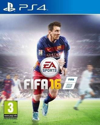 EA FIFA 16 PS4