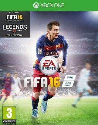 EA FIFA 16 XBOX