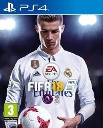 EA FIFA 18 hra PS4