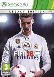 EA FIFA 18 hra XBOX