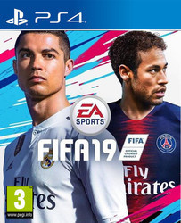 EA FIFA 19 hra PS4