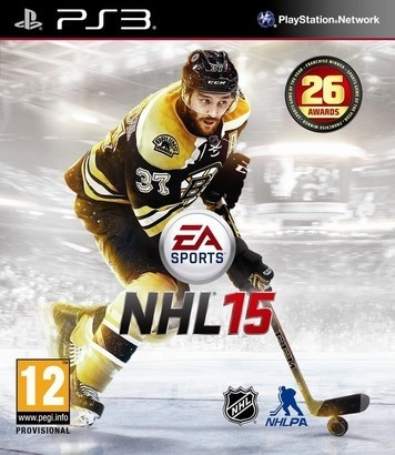 EA NHL 15 PS3