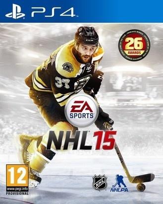 EA NHL 15 PS4