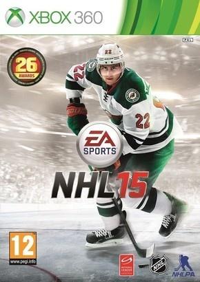 EA NHL 15 XBOX