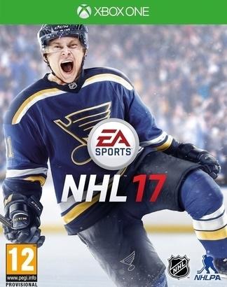EA NHL 17 hra XONE