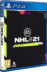 EA NHL 21 hra PS4