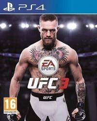 EA Sports UFC 3 hra PS4