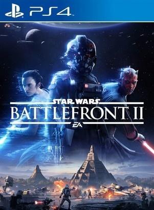 EA Star Wars Battlefront II hra PS4