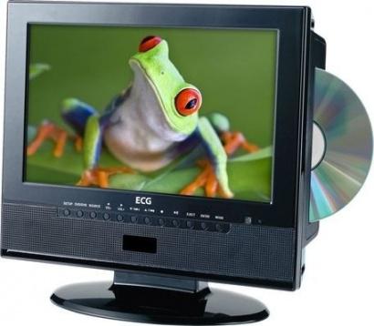 ECG 10 DHD 182 DVB-T