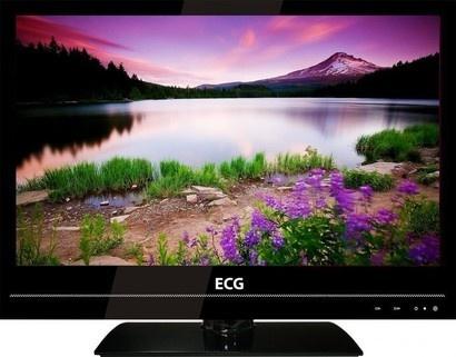 ECG 19 LED 412 PVR Black